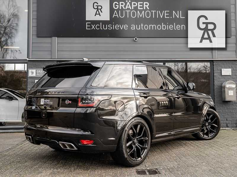 Land Rover Range Rover Sport 5.0 V8 SC SVR afbeelding 3