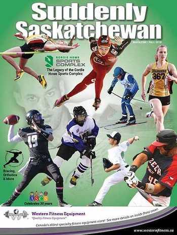 Suddenly Saskatchewan Magazine - Issue: Fall 2018