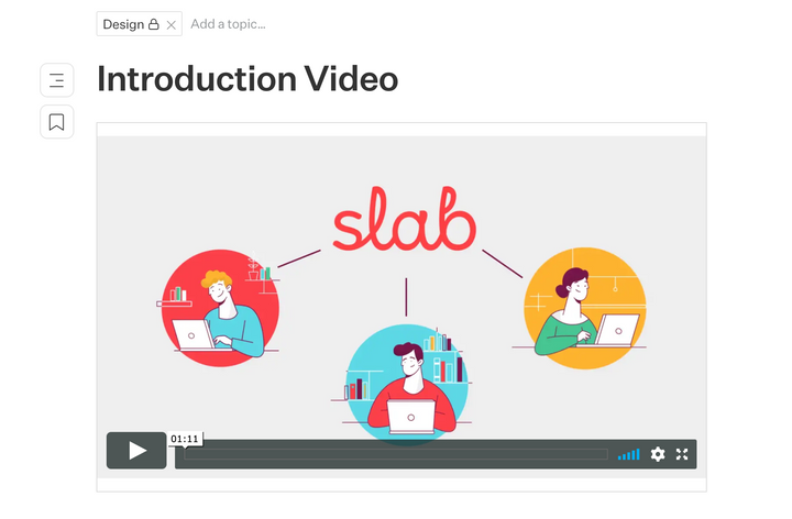 Embed videos from Vimeo