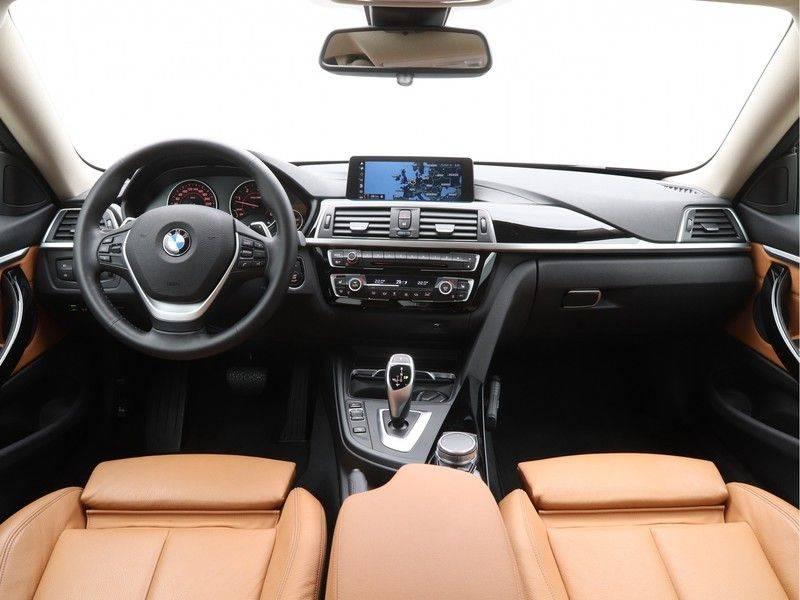 BMW 4 Serie Coupé 435d xDrive High Executive Model Sportline afbeelding 13