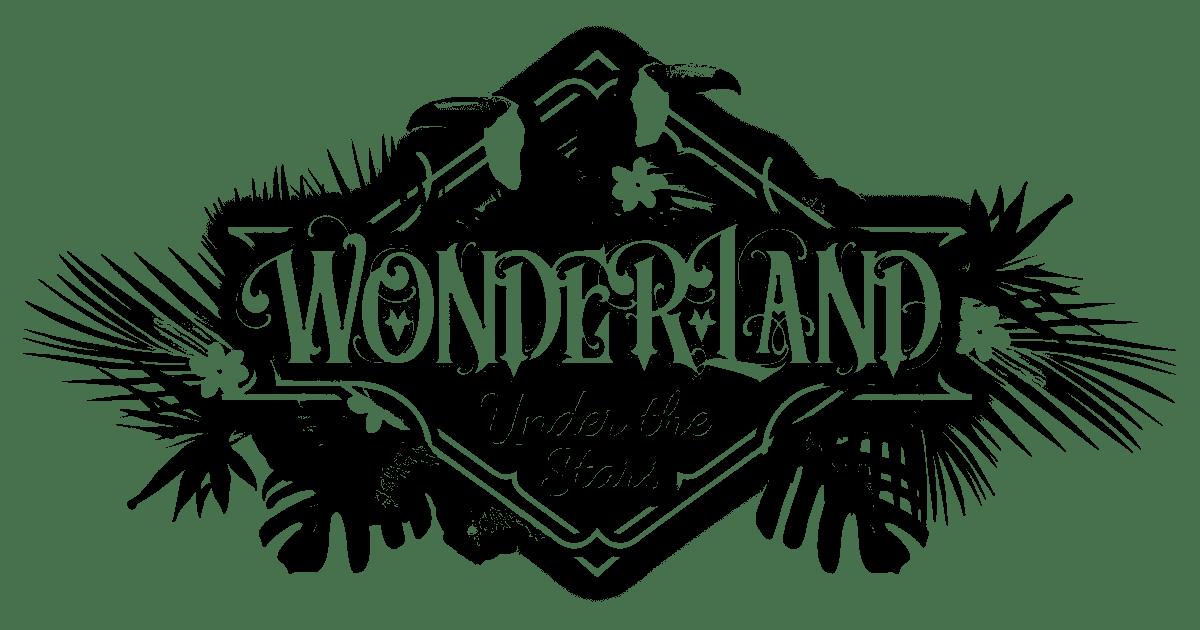 Wonderland Under The Starts logo