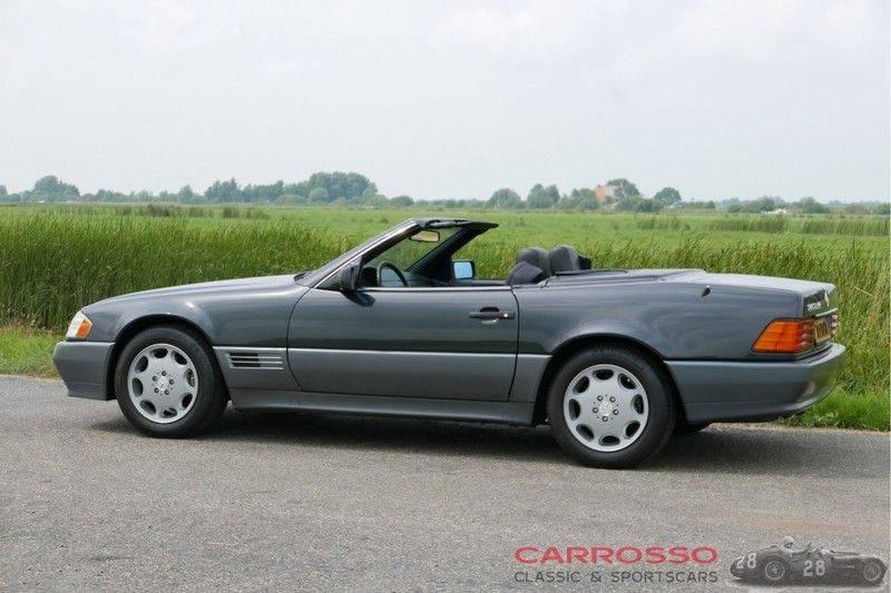 Mercedes-Benz SL-Klasse 300 SL-24 Automaat NL-Auto Hardtop afbeelding 6