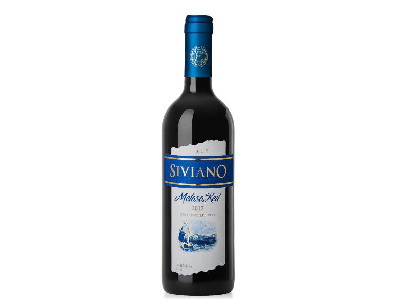 Siviano Meloso Red Wine (750ml)