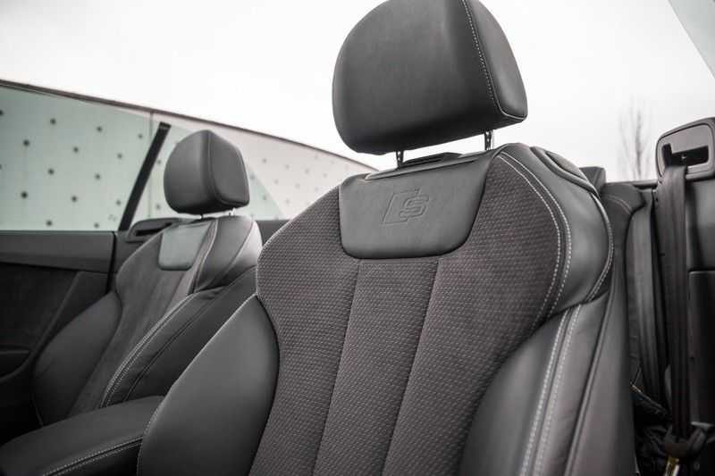 Audi A5 Cabriolet 3.0 TFSI S5 quattro | 354PK | Hoofdruimte verwarming | Trekhaak | Virtual Cockpit | Matrix LED | Camera afbeelding 18