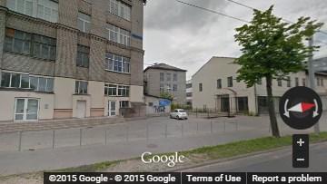 Registracijos adresas Vilnius, Švitrigailos g.