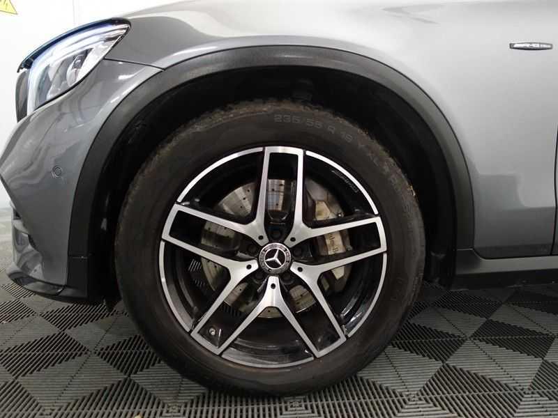 Mercedes-Benz GLC Coupé 350 D 4MATIC 259pk AMG 9G Aut- Pano, Leer, Rijassistentiepakket, Full afbeelding 25