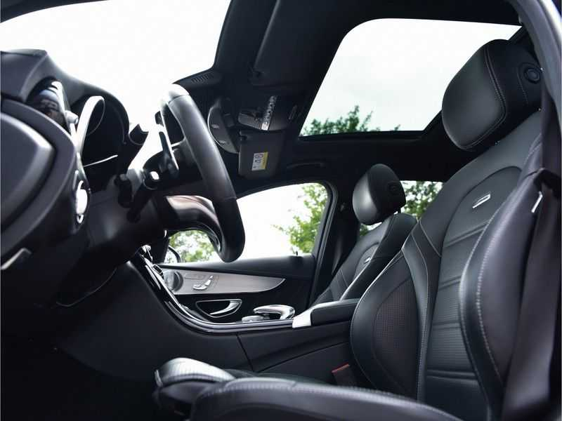 Mercedes-Benz C-Klasse C63 T AMG Perf-Uitlaat Pano Burmester Comfort-Memo HUD Rij-Ast TopView Keyless afbeelding 8
