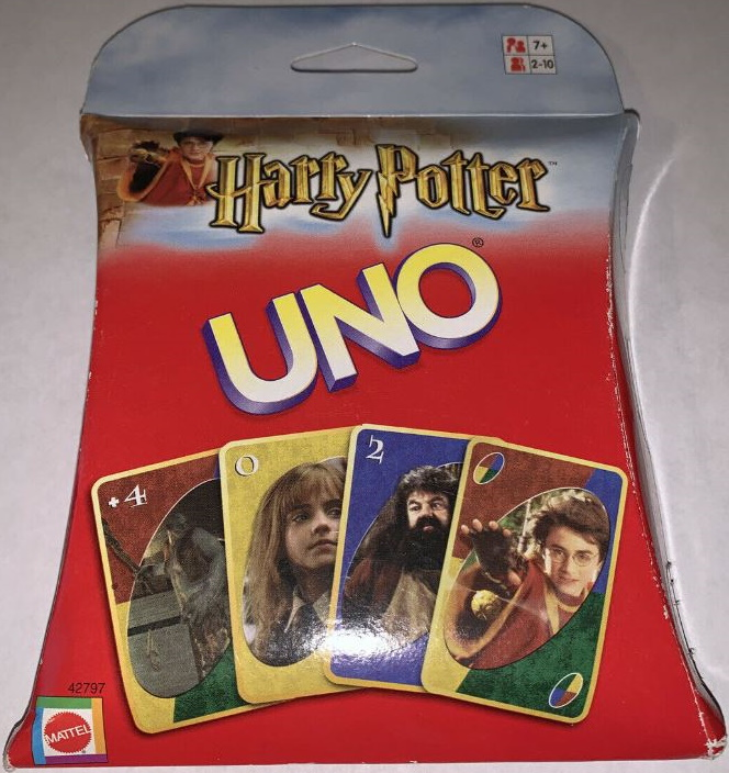 Harry Potter Uno (2002)