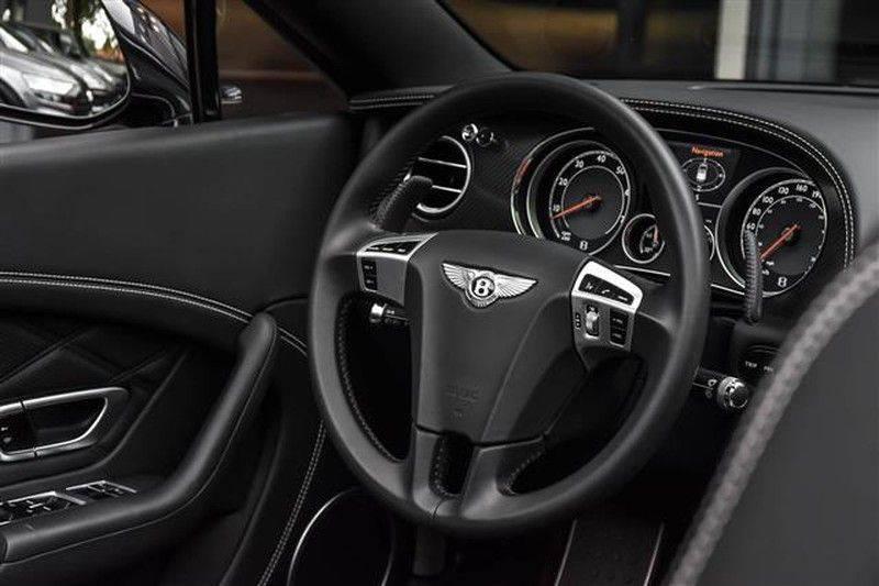 Bentley Continental GTC 4.0-V8 MULLINER CARBON+MASSAGE+NEKWARMER afbeelding 24