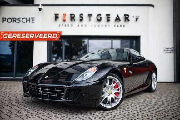 "Ferrari 599 6.0 GTB Fiorano F1 *Daytona / 20"" / Carbon LED*"