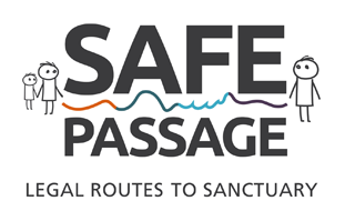 Safe Passage - legal routes to sanctuary. Powered by Citizens UK