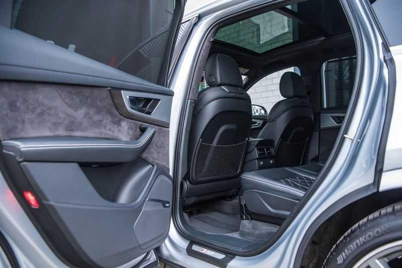 Audi SQ7 4.0 TDI Quattro Pro Line + , 435 PK, Valcona/Leder, Pano/Dak, 2017, Bose, 22'', Elekt. Trekhaak, 79DKM!! afbeelding 22