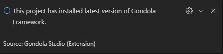 Latest Version already installed