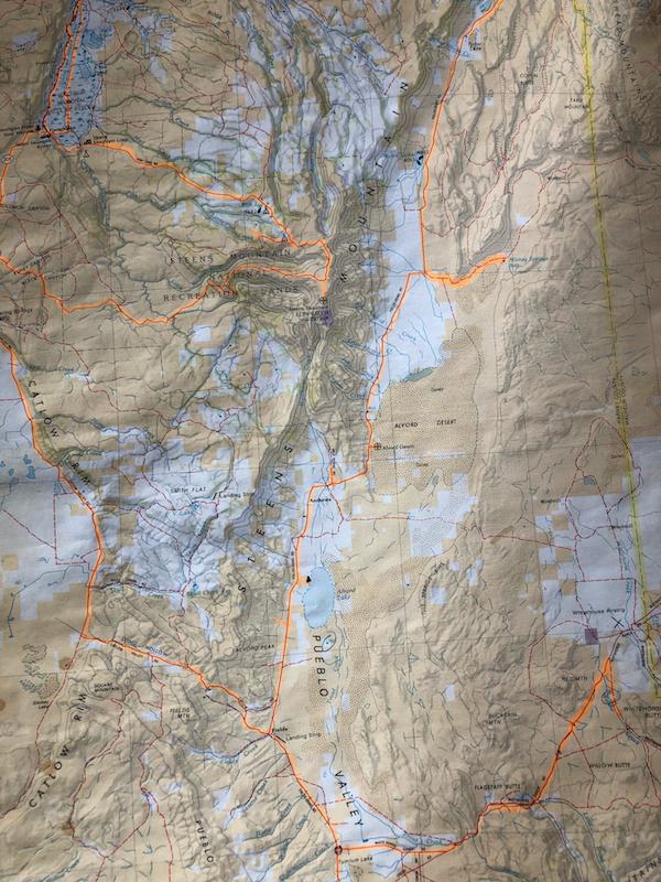 Oregon Atlas and Gazatteer