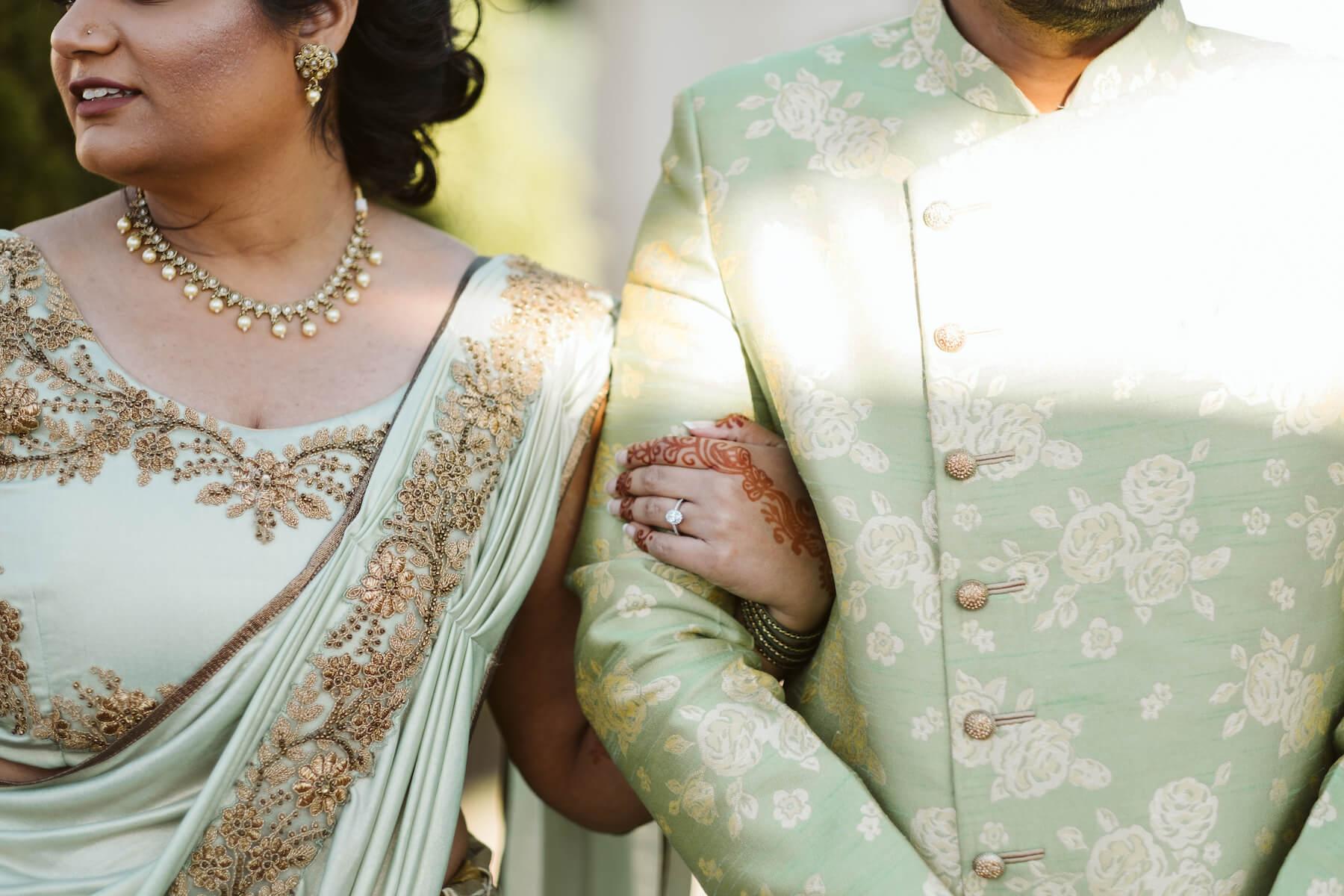 Ashmi & Bhoomik's Engagement