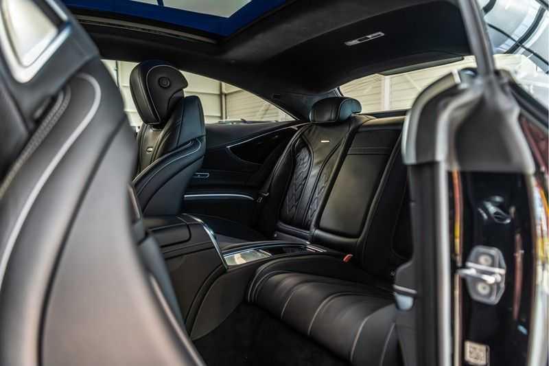 Mercedes-Benz S-Klasse Coupé 63 AMG 4MATIC+ Premium Plus afbeelding 15