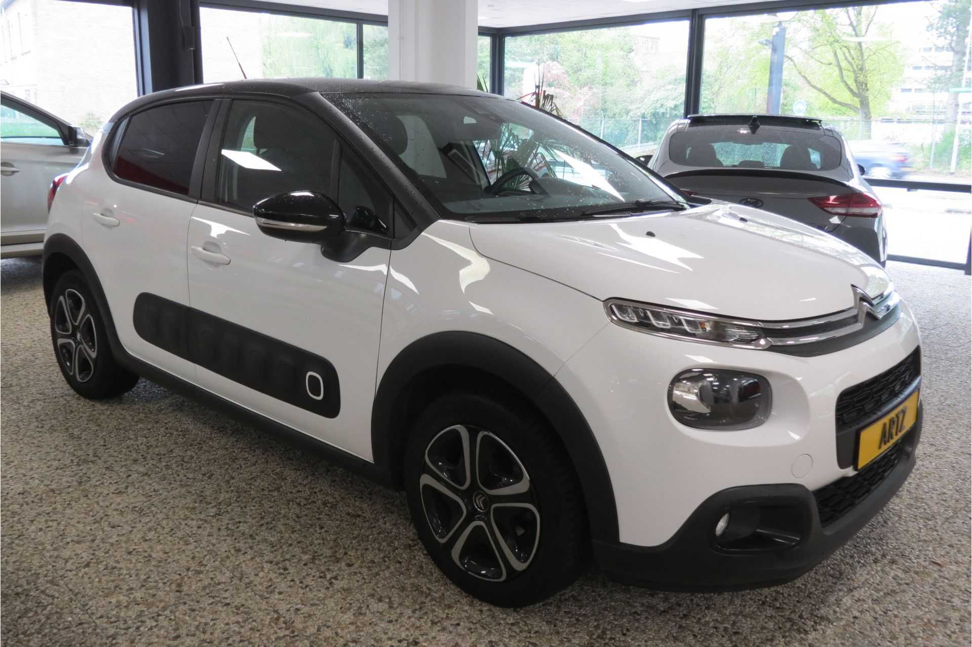 Citroën C3 1.2 PureTech Feel Edition NAVI | CLIMATE | 2 TONE | PRIVACY GLAS