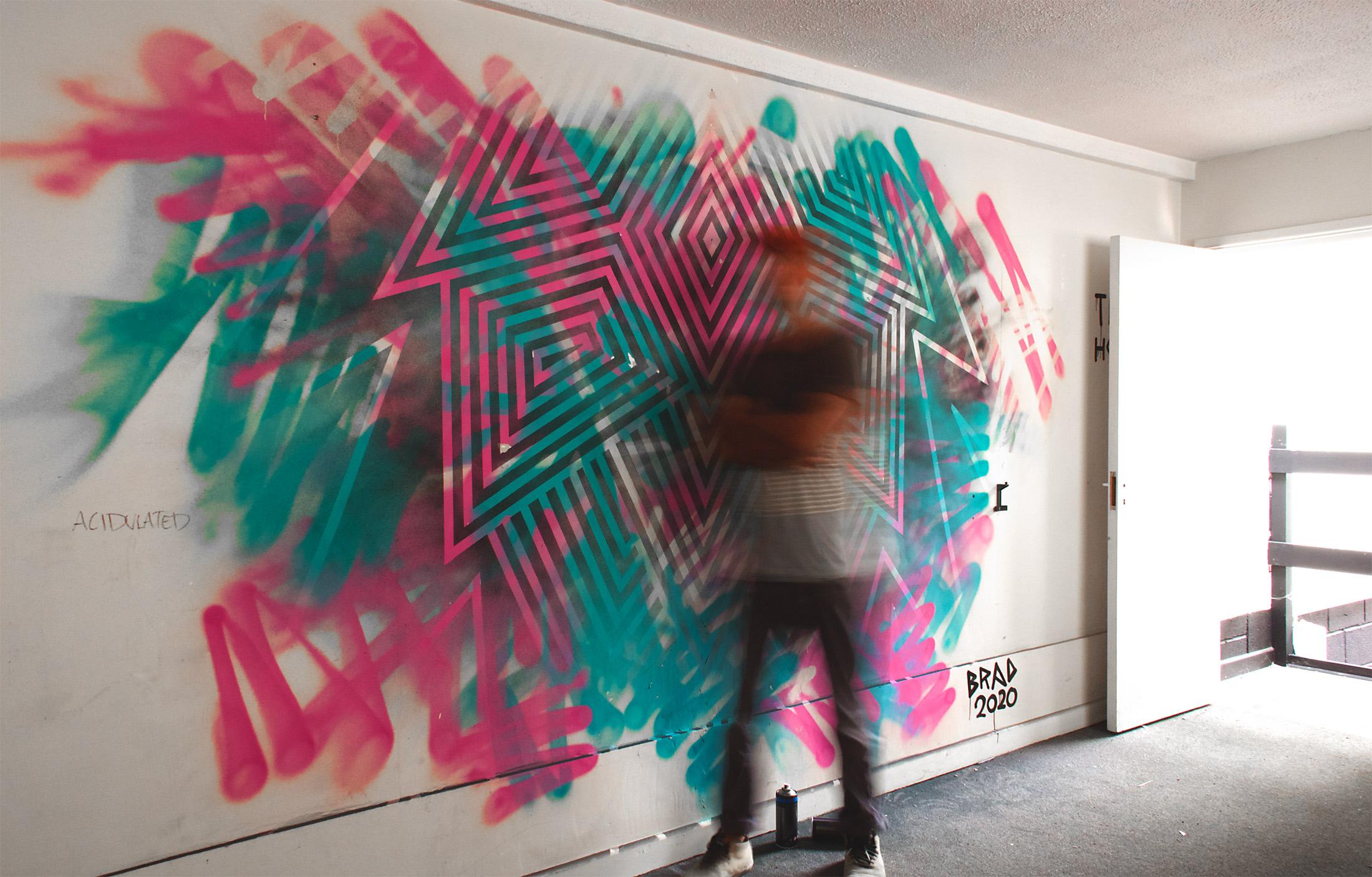 abstract-street-art-mural-devon-craft-beer-stannary