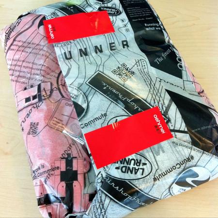 Ashmei wrapping