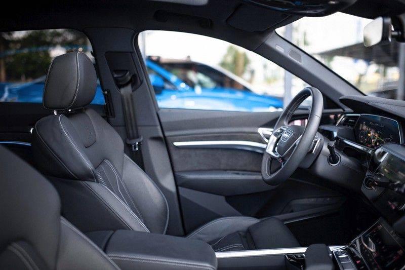 Audi e-tron Sportback 55 Quattro S Edition *Prijs Ex. BTW / Pano / B&O / Matrix-LED / Tour pakket / ACC* afbeelding 6
