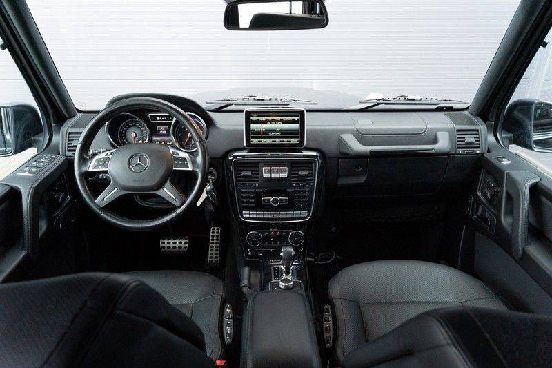 Mercedes-Benz G-Klasse 350 D 245pk Sportpakket Schuifdak Distronic Stoelventilatie afbeelding 2