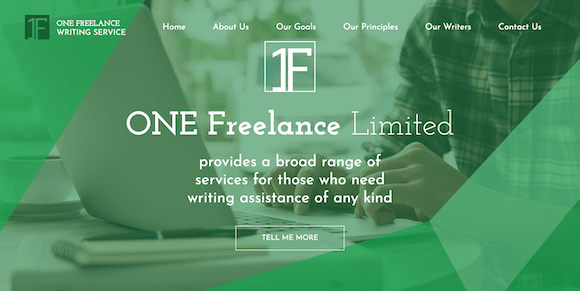 One Freelance Limited Essay Writing Company Review