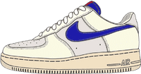 Nike x Off-White Air Force 1 Low WMNS