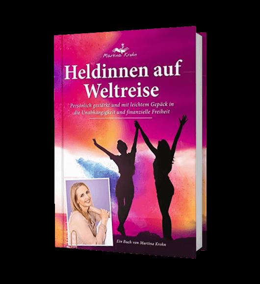 """Martina Krohn: Buch """"Heldinnen auf Weltreise"""""""