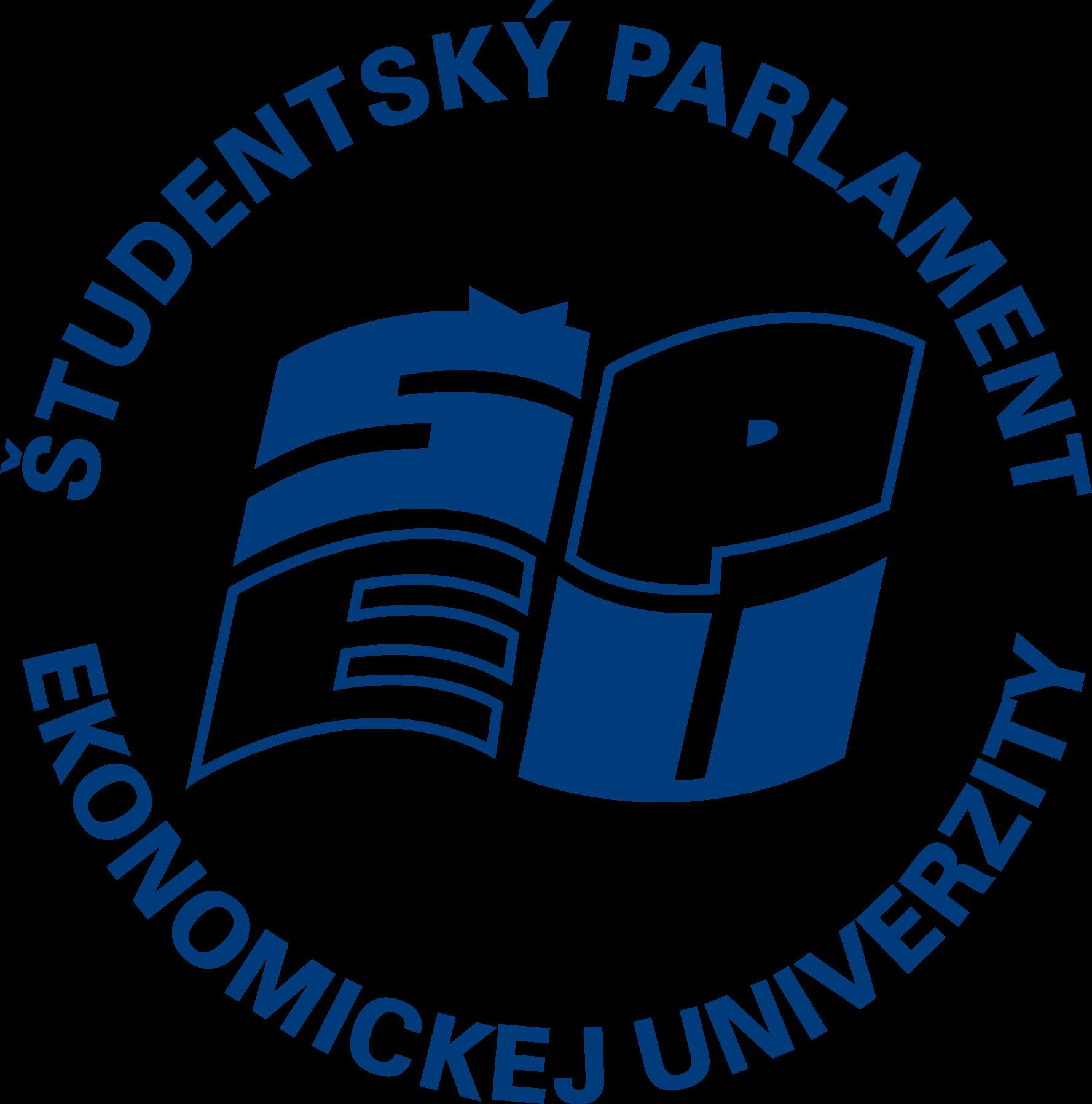Logo študentského parlamentu