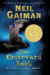 Related book The Graveyard Book Cover