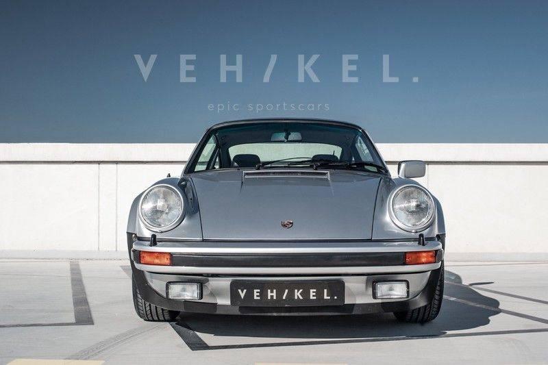 Porsche 911 930 3.3 Turbo Coupé // uitzonderlijk mooie staat afbeelding 2