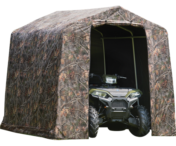 8x8x8 Camo Shed In A Box