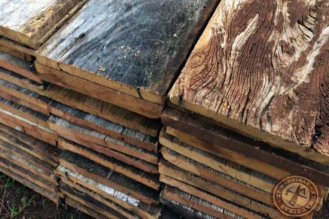 Brazilian Reclaimed Wood