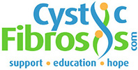Cystic fibrosis com logo
