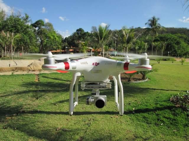Fotografia Com Drones