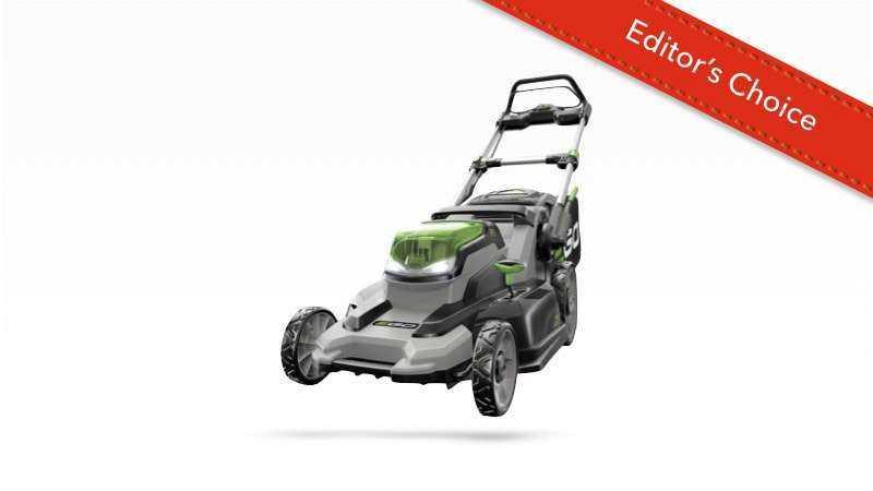 EGO Power+ Cordless Lawn Mower