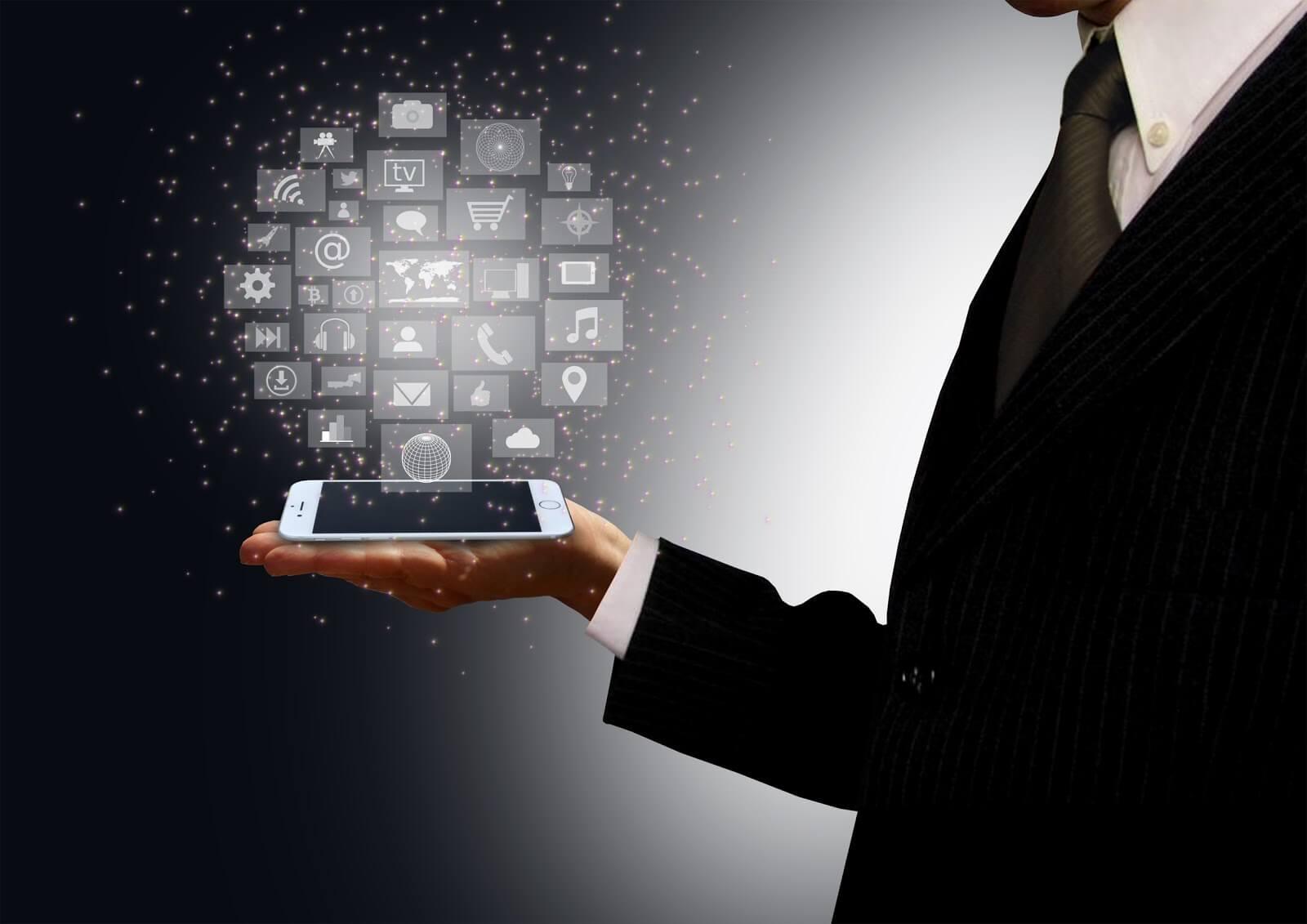 mobilní aplikace pro firmy
