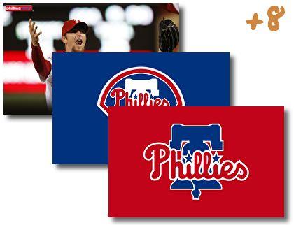 Philadelphia Phillies theme pack