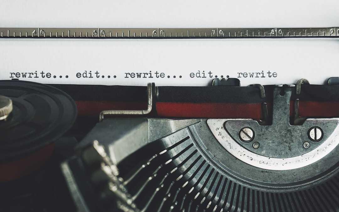 Typewritter.