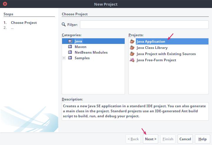 Membuat Proyek Java