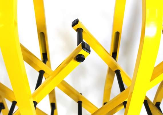 Turtle Gate Barrier Scissor Section