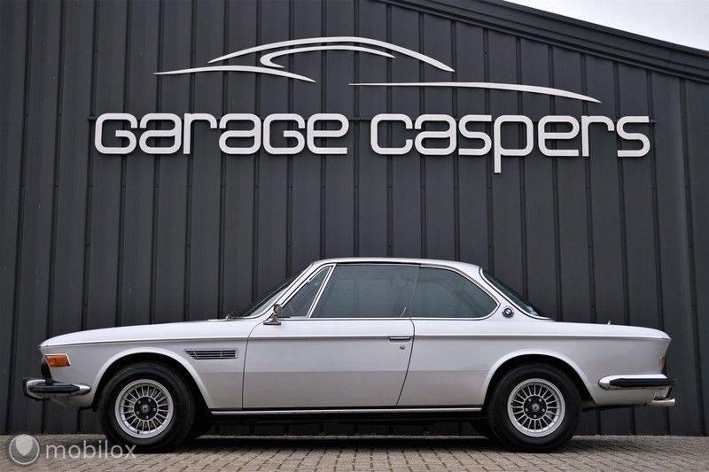 BMW 3.0 CSi coupé | Handgeschakeld | Gerestaureerd afbeelding 8