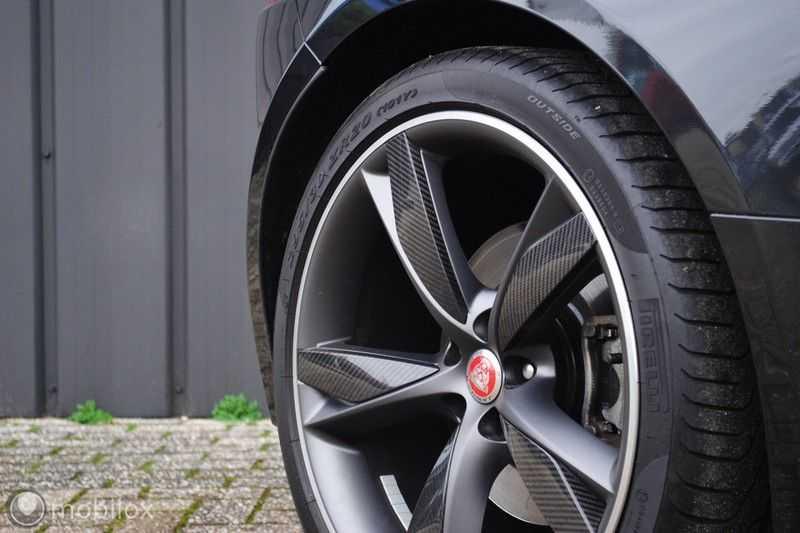 Jaguar F-Type 3.0 V6 Convertible   398 Pk, 500 Nm   Leder   afbeelding 17