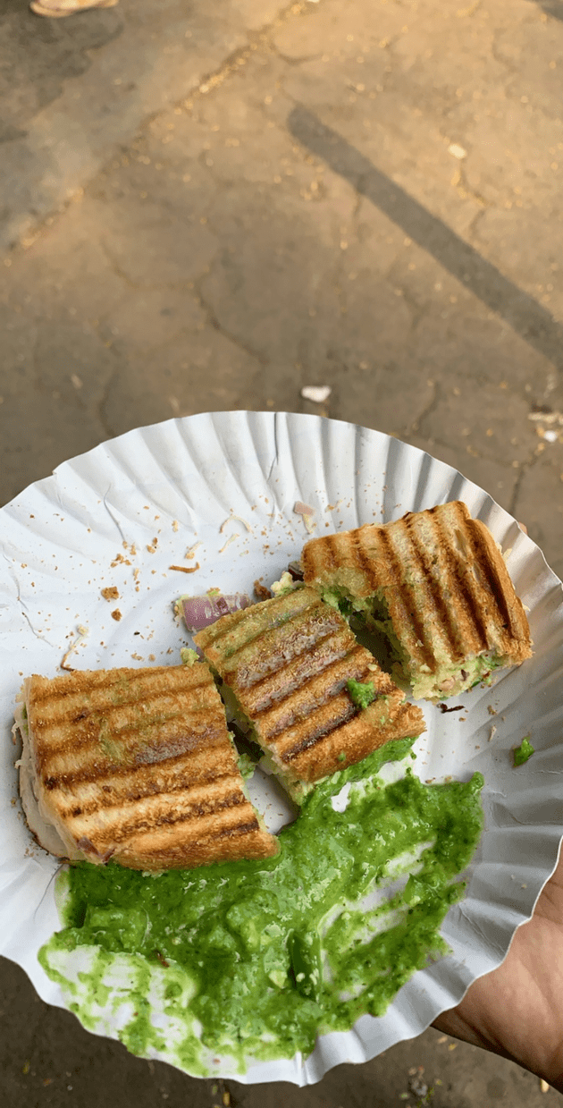 Grilled Cheese at Alfa