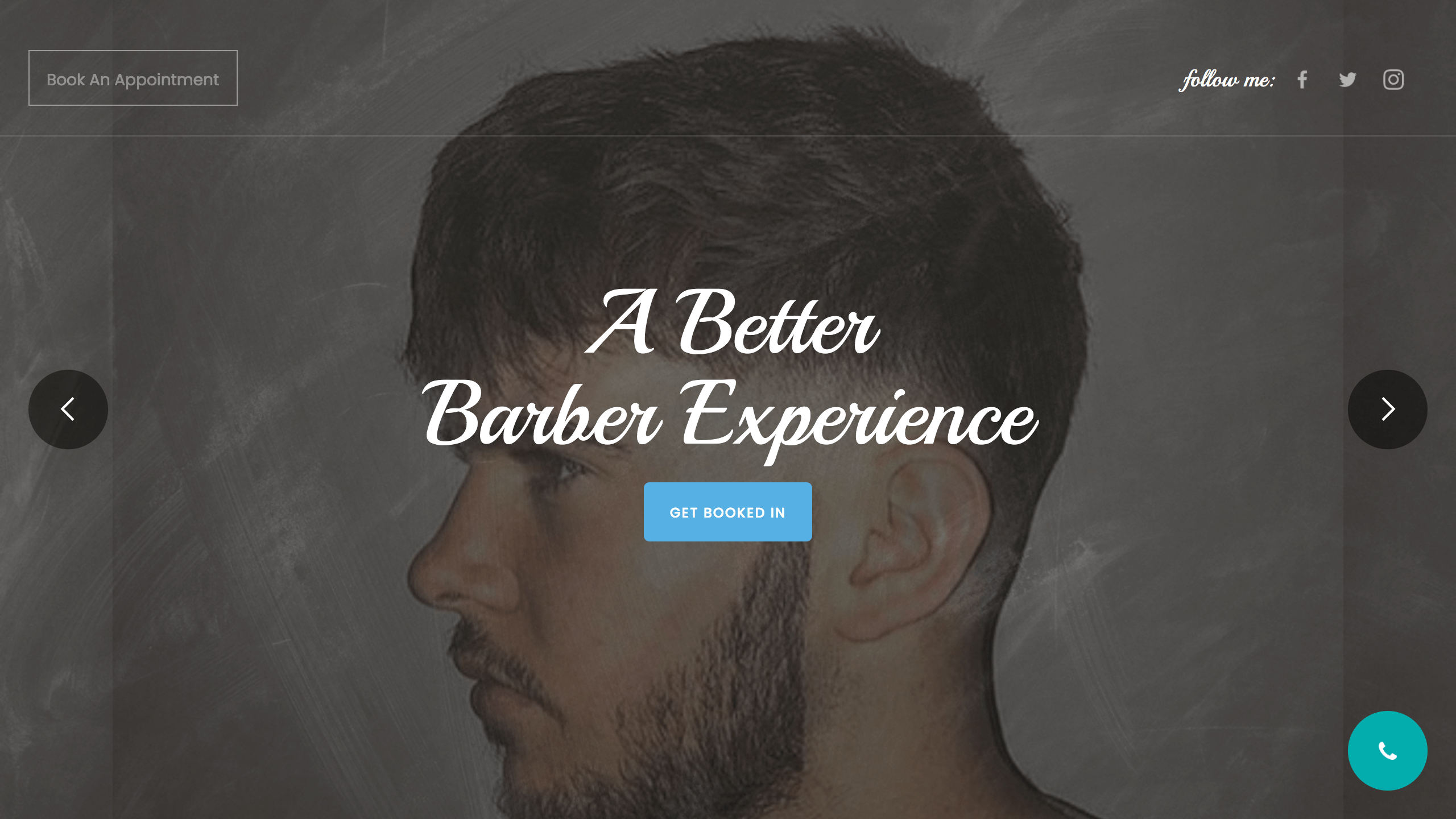 barber tull homepage