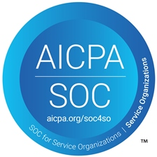 AICPA SOC 2 badge