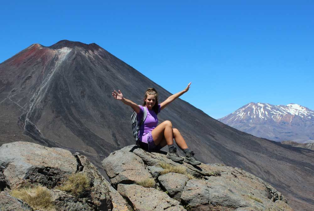 Guided Tongariro Crossing
