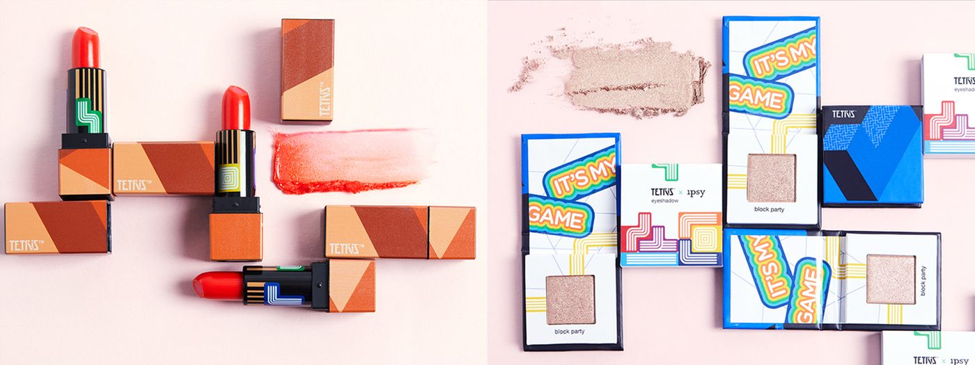 Tetris Beauty Collection