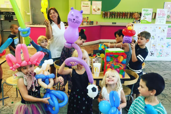 balloon artist greensboro