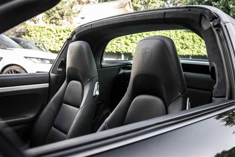 Porsche 911 TARGA 4 SPORT CHRONO+CAMERA+AKRAPOVIC afbeelding 3